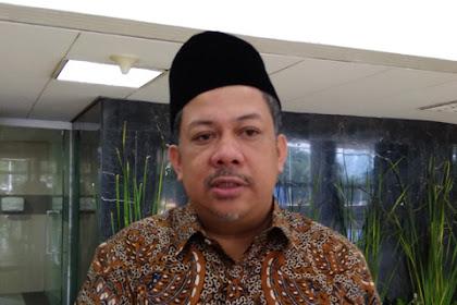 Fahri Hamzah: Kredibilitas KPU Hancur Di Sidang MK