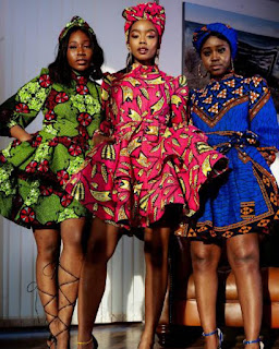 African Dresses Design Pictures 2021: