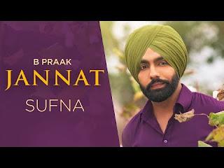 Jannat lyrics -B Praak | Sufna