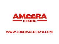 Loker Solo Admin Marketing Online dan Asisten Marketing Online Freelance di Ameera Store