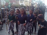 Serunya Aksi Dolanan Anak di Mataram Culture Festival 2 Malioboro Jogjakarta
