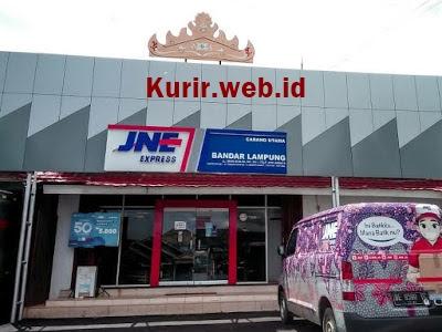Agen JNE Express Di Bandar Lampung