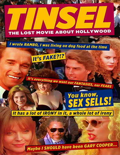 Tinsel – The Lost Movie About Hollywood