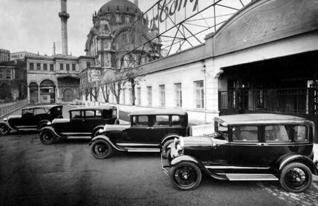 صور سيارات تركيا واسطنبول زمان Istanbul Turkey Old City
