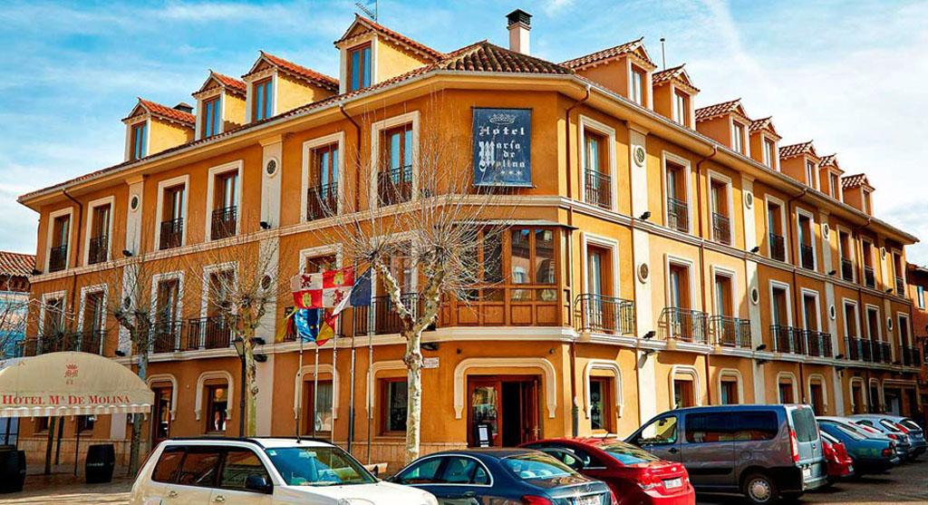 Hotel María de Molina, Toro