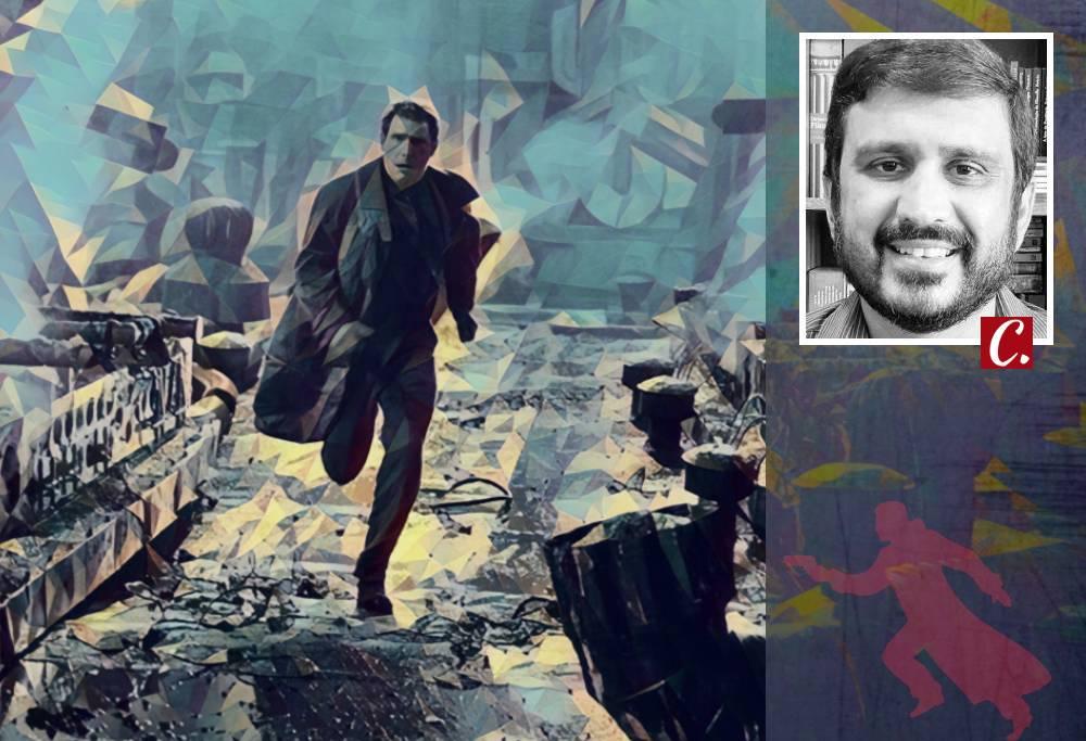 literatura paraibana critica filme cacador androides blade runner