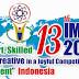 Olimpiade Internasional yang di Indonesia