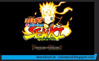 Download Naruto Senki Release Mod the Great Alliance Shinobi Apk