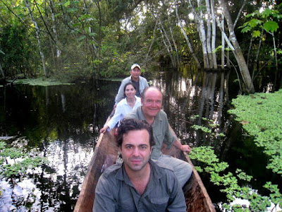 Expedition to observe birds, sloths, monkeys and alligators in a lagoon. | Amazon Explorer Iquitos Peru