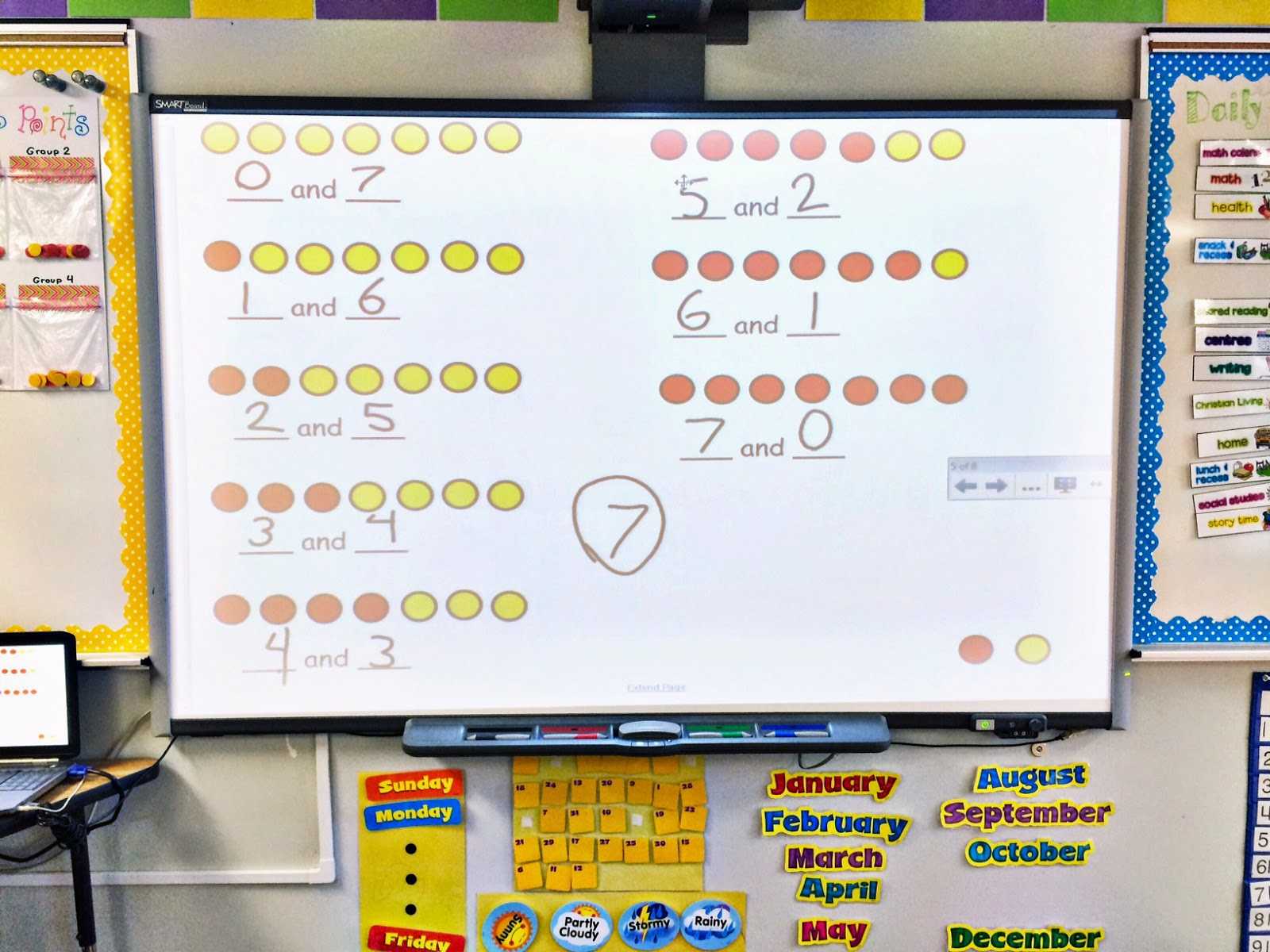 Fun With Firsties Introducing Addition