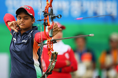 Spotlight : India Won 3 Gold, 4 Silver, 2 Bronze In Asian Archery Championships