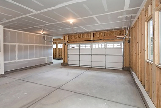 Heated and Insulated Garages