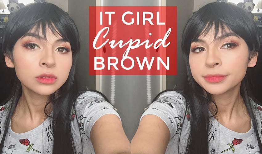 IT GIRL CUPID BROWN REVIEW