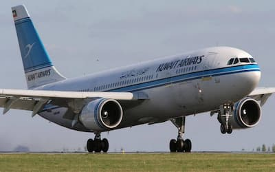 أرقام و عناوين الخطوط الجوية الكويتية kuwait airways