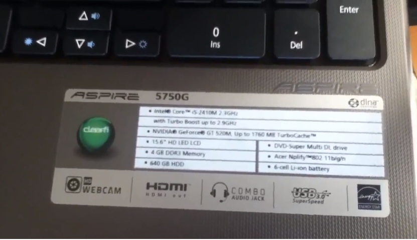 Acer Aspire E5-573G Broadcom WLAN Treiber Windows 10