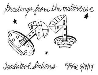 Greetings from the multiverse. Toadstool Stations.