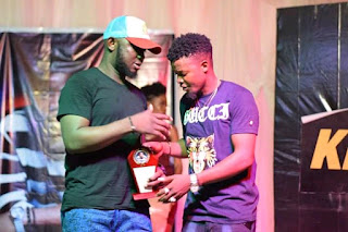 Photos From Just Concluded 'Glamour Night With King Lamba' Teddy Wonder