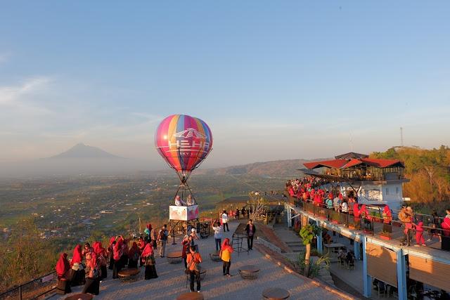 Heha Sky View Gunung Kidul