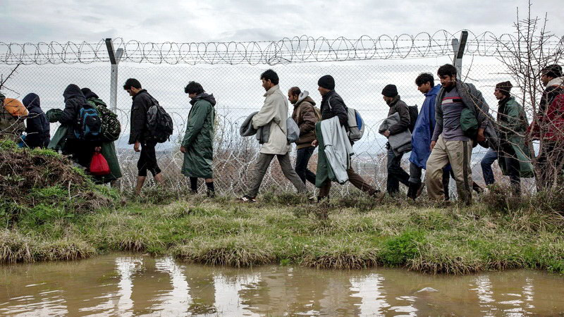 Οργή και αγανάκτηση από εκπαιδευτικούς του Έβρου για τις επιθέσεις από παράτυπους μετανάστες