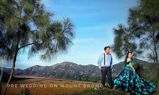 Mount Bromo Tour Pre Wedding Photography