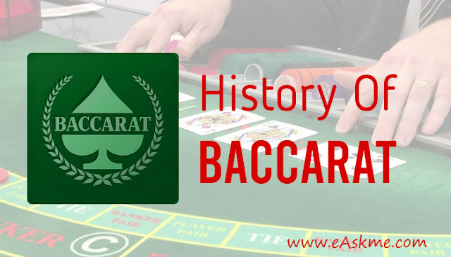 The History Of Baccarat: eAskme