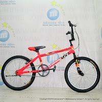 20 BMX Element Neon BMX Bike