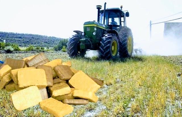 Detienen en Colombia a miembros de red dedicada a enviar droga en maquinaria agrícola a Europa y Oriente Medio