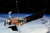 The Defense Meteorological Satellite Program has played a critical role in climate science for nearly three decades. (Image Credit: Lockheed Martin) Click to Enlarge.