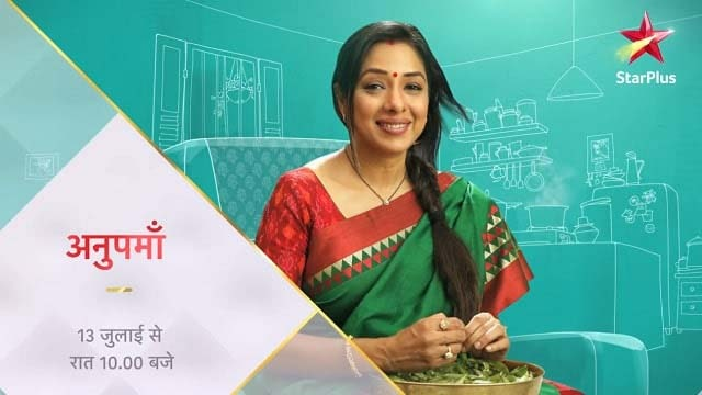 Anupama of Star Plus tops the TRP chart
