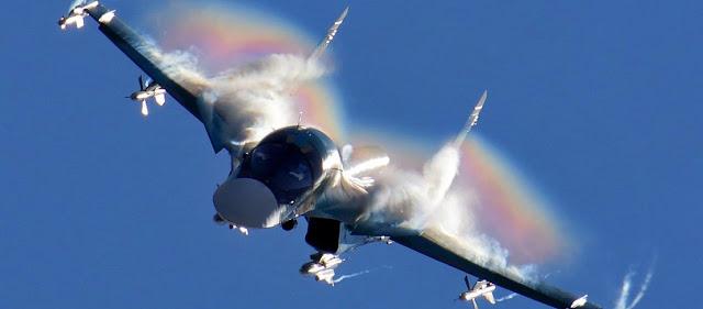 Γενική αεροπορική επίθεση της Ρωσίας στην βόρεια Συρία