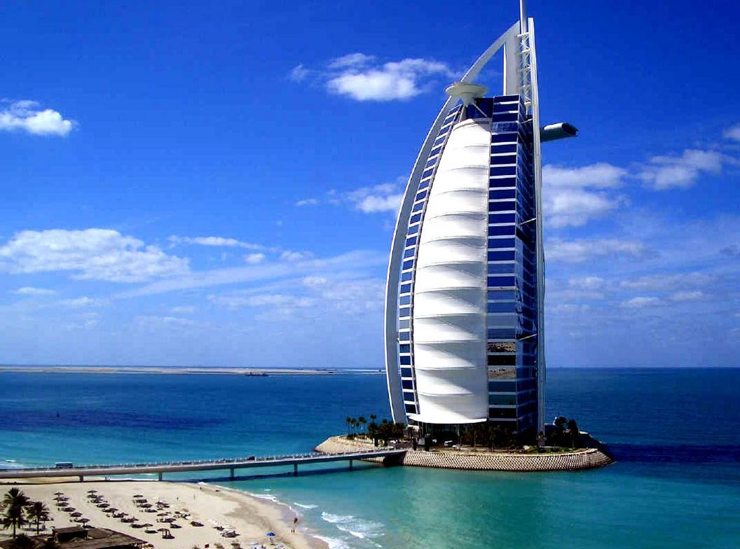 World Most Popular Places: Burj Al Arab Dubai