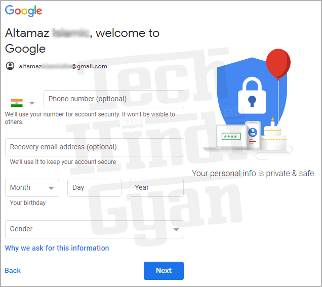 what is gmail and how to create gmail account