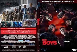 THE BOYS - TEMPORADA 1 - 2019