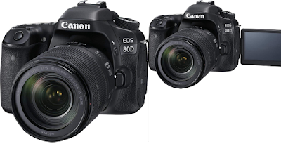 Best DSLR Camera in India. Canon EOS 80D