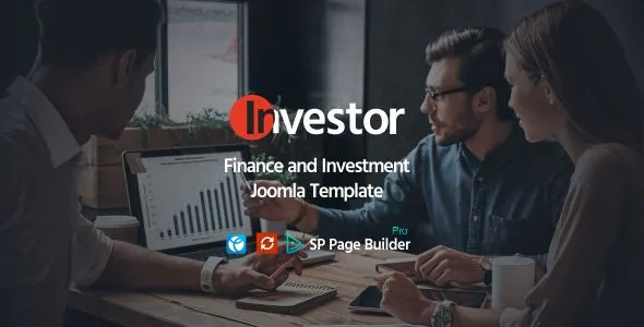 Best Finance and Investment Joomla Template