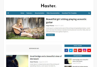 Can i use WordPress theme in blogger