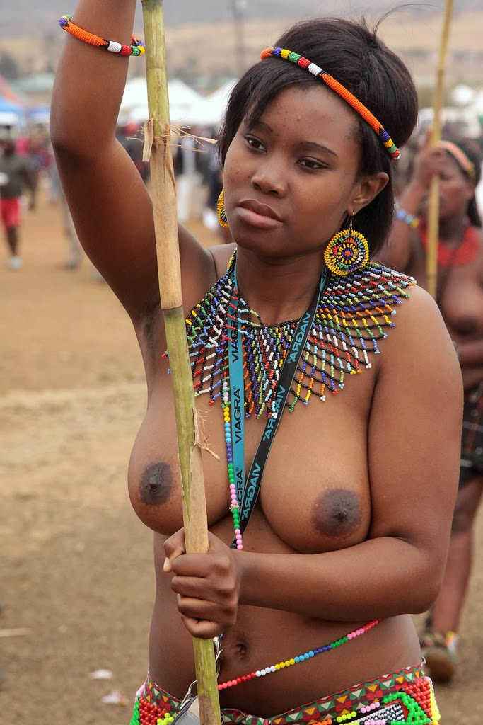 South Africa Topless Women
