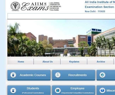 AIIMS PG Exam 2021: AIIMS Director clarified, PG exam will be held on the prescribed schedule