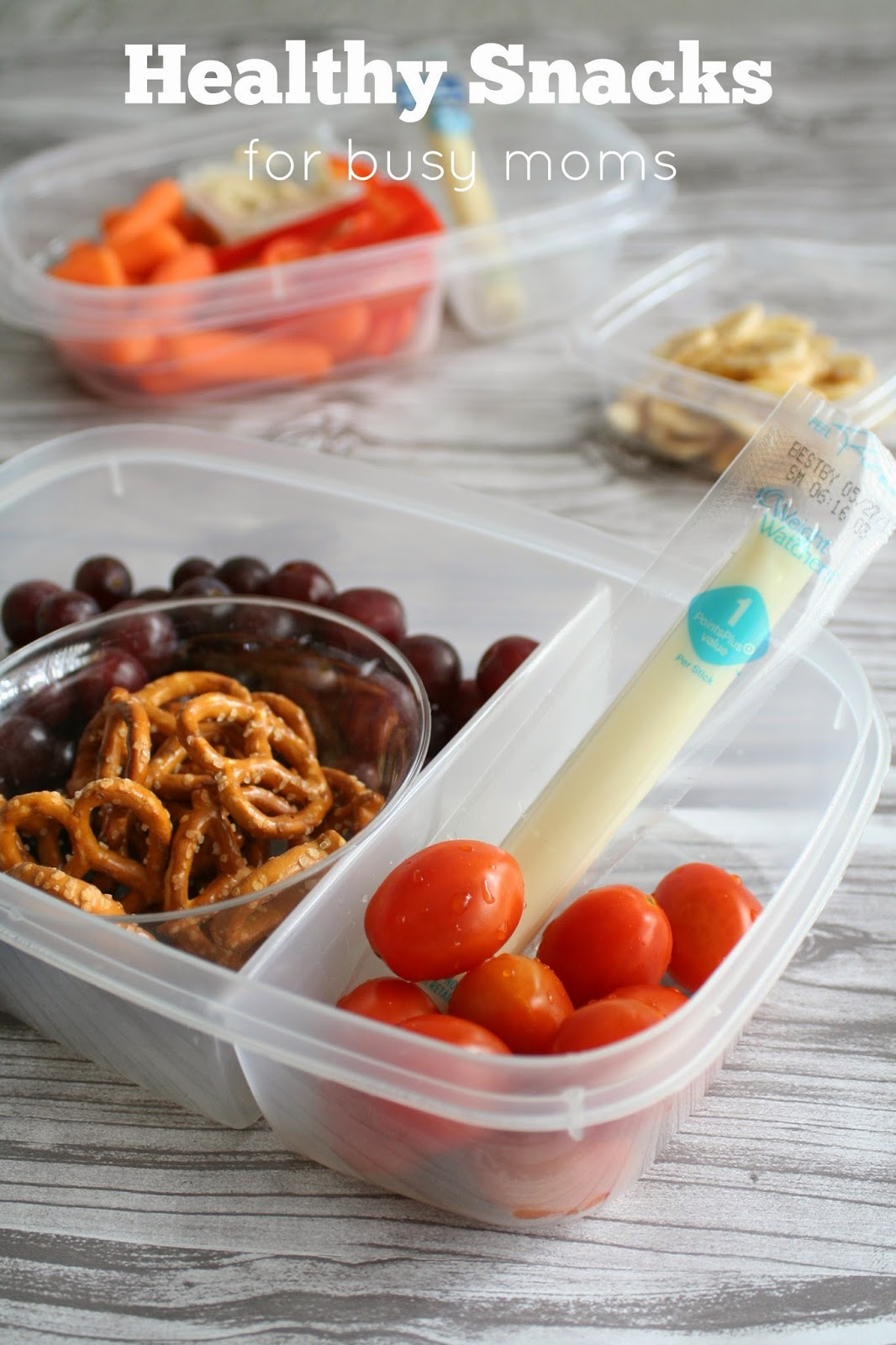 Healthy Snacks for Busy Moms | jordanseasyentertaining.com