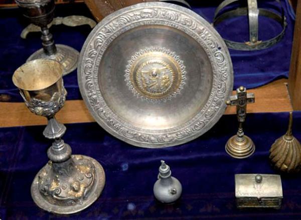 Αρχαγγελιώτισσα Ξάνθης: Το πανθρακικό προσκύνημα