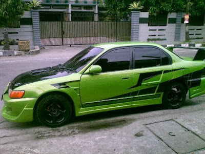 Gambar Great Corolla Modifikasi