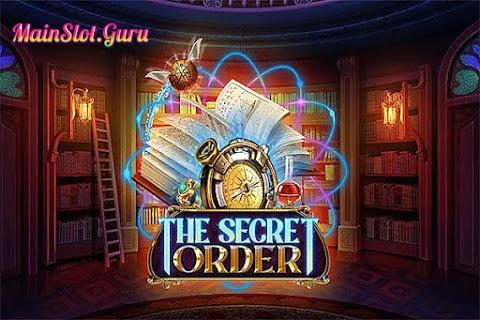 Main Gratis Slot The Secret Order (Pariplay)   96.24% RTP