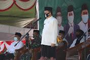 Pjs Gubernur Sulut Agus Fatoni Inspektur Upacara Hari Santri Tahun 2020