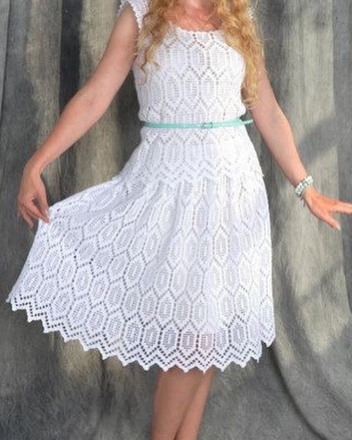 Vestido Branco Lindão