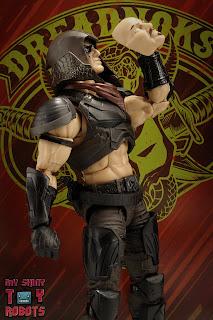 G.I. Joe Classified Series Zartan 02