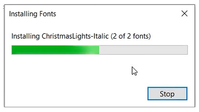 install fonts, font management, silhouette studio, specialty fonts, Install fonts to PC