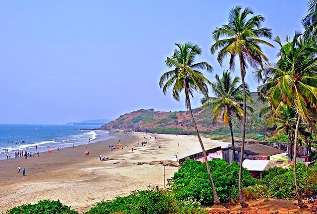 Beaches in India Goa