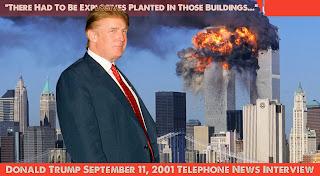 Donald J. Trump September 11, 2001 Interview