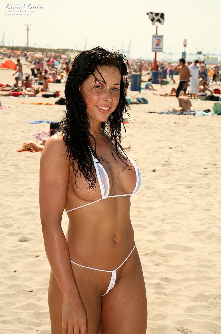 Yaela Bikini Dare 37