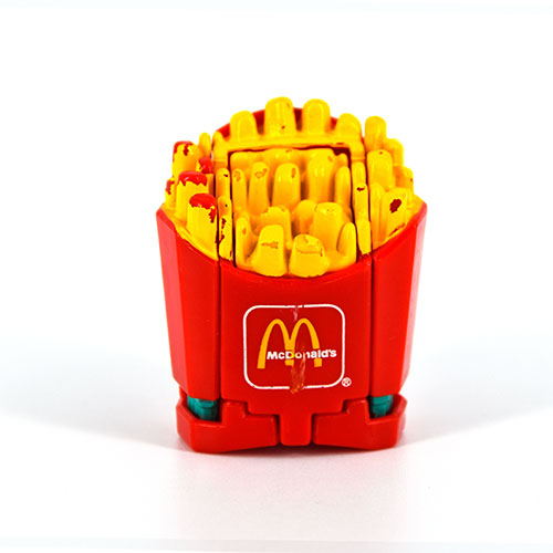 McTransformers 1989 Fry Force 1